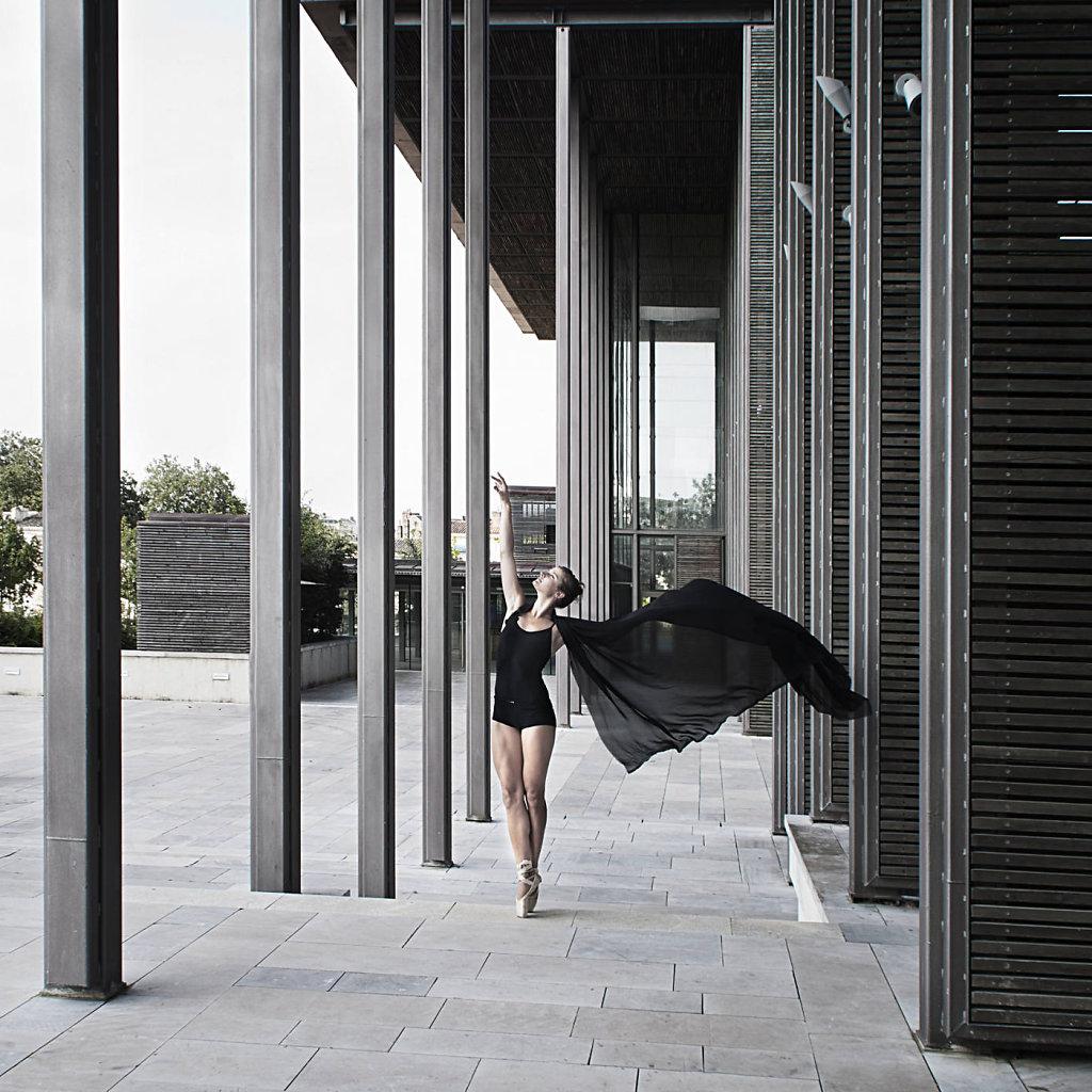 Pouvoir de danseuse